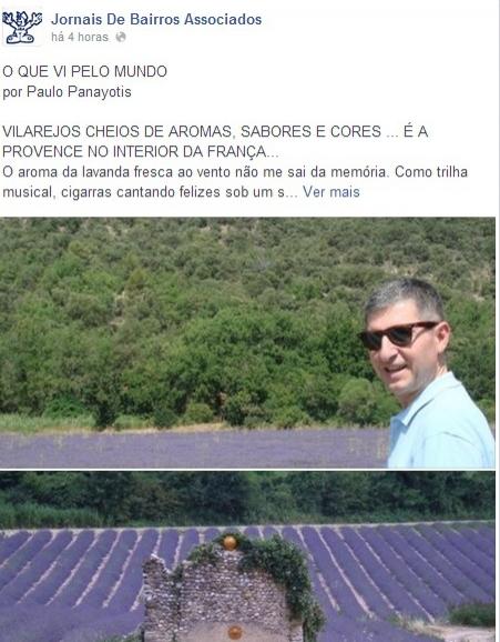 Especial Provence - Facebook - JBA