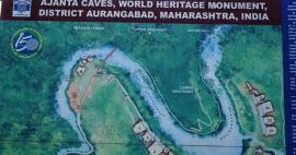 Grutas de Ajanta: 800 anos de história do Budismo