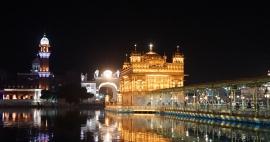 Templo Dourado - Sri Harimandir Sahib Amritsar