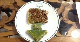 Café turco no Mustafá