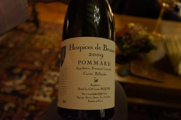 Degustação de Grand Vins no Le Cep