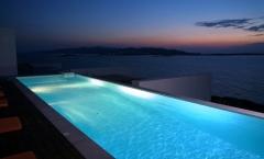 Vila Poseidon, Paros, Grécia