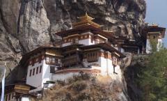 Butão - Tiger`s Nest