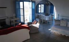 Vila Aris, Naxos, Grécia