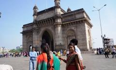 Mumbai, porta de entrada da Índia moderna