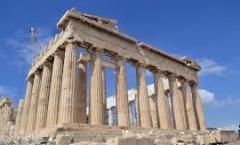 Atenas, morada dos deuses