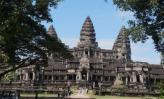 Angkor Wat, Camboja: único !
