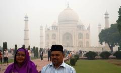 Taj Mahal, uma obra ao amor!