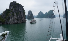 Vietnã - Ha Long Bay - Parte 4