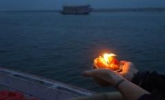 Varanasi: experiência de vida e morte!
