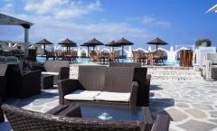 Hotel Holiday Sun, Paros, Grécia