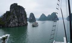 Vietnã - Hanói e Halong Bay