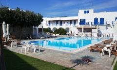 Hotel Polos, Paros, Grécia