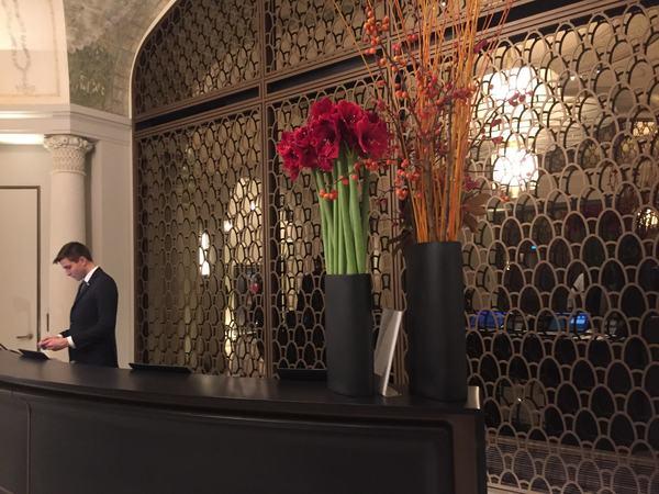 Hotel Lutetia está de volta em grande estilo