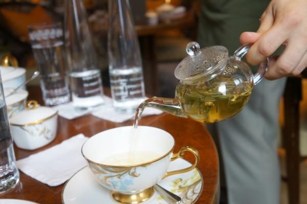 Chá da Tarde no Mandarin Oriental Hyde Park em Londres