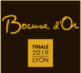 Chef Luiz Filipe Souza no Bocuse d`Or Lyon 2019