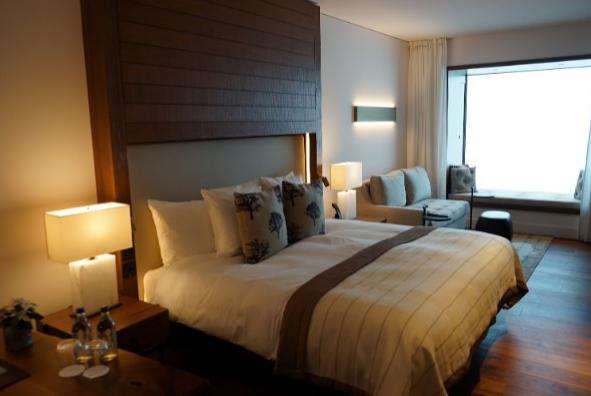 Bürgenstock Hotels & Resort em grande estilo