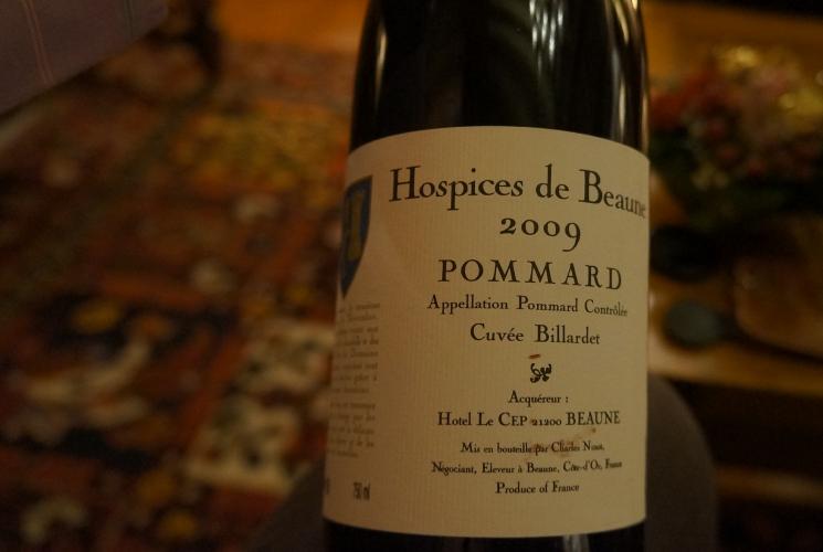 Hotel Le Cep e seus vinhos dos Hospices de Beaune