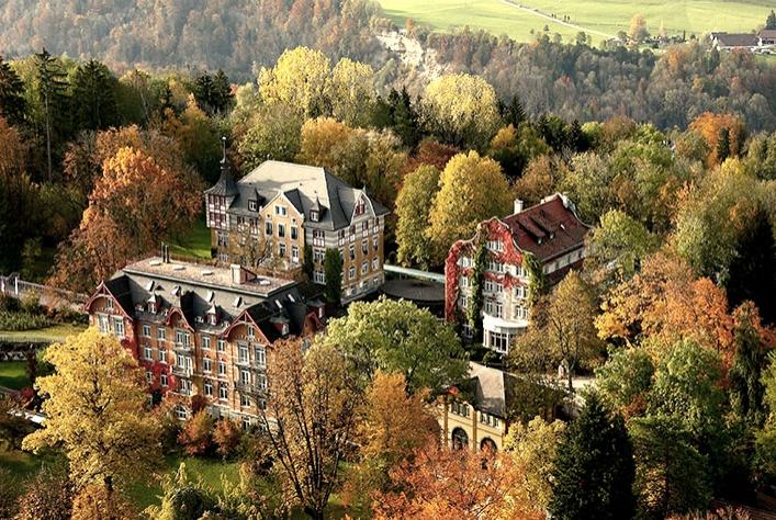 Instituto Rosenberg: Suíça para estudar e viajar