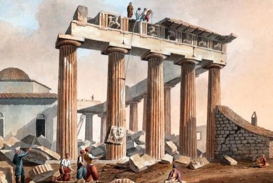 Grécia pede ao Reino Unido que obras milenares retornem para Atenas
