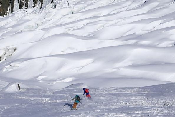Novidades no esqui na França