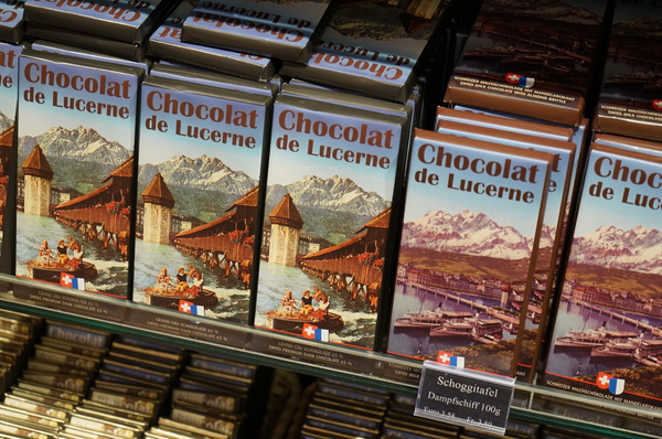 A encantadora Lucerna e seu lago nos alpes suíços!
