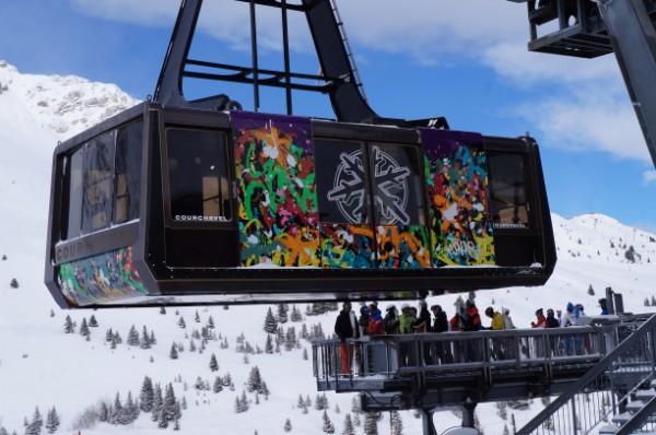 Courchevel? A maior e mais luxuosa estação de esqui do Mundo