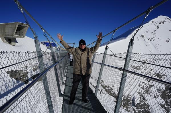 Você sabe onde fica a ponte suspensa mais alta da Europa ?