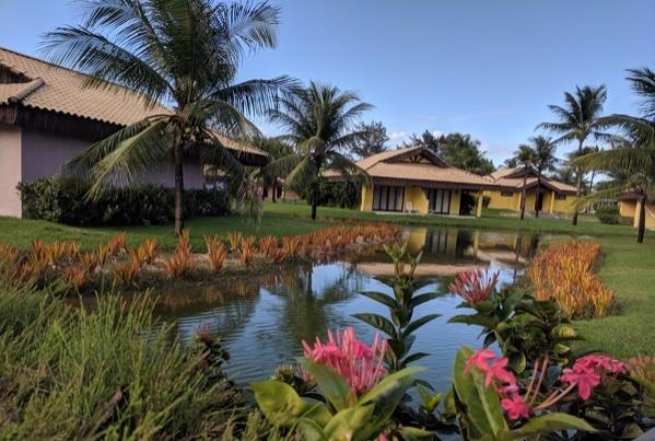 Cumbuco: marco do grupo Vila Galé no Ceará