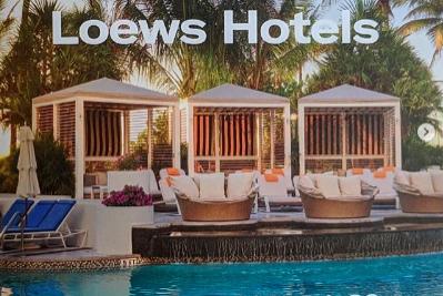 Loews Hotels anuncia novas aberturas e comemora resultados positivos