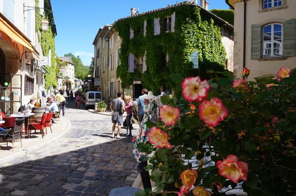 Lourmarin: uma cidade, um castelo e muito charme!