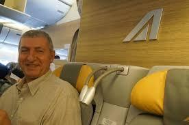 Número de passageiros aéreos bate recorde no mundo