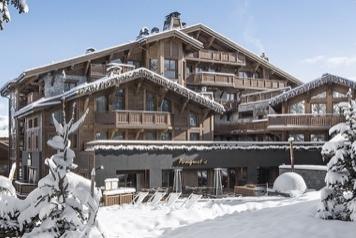 Hotel Barrière Les Neiges: Inverno no Brasil é hora de ter desconto na Europa