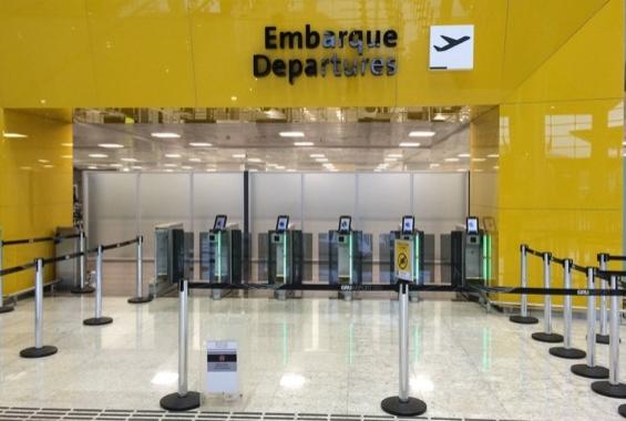 Aeroporto Internacional de São Paulo altera operações nos terminais