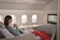 Nova cabine La Première da Air France na rota São Paulo - Paris