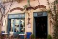 Tomando café com Melina Mercouri na Plaka - Atenas