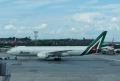 Alitalia investe no Brasil ! Avaliação