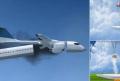 Engenheiros planejam avião que ejeta assentos em caso de perigo