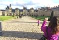 A cidade da bela fonte de água: Fontainebleau!