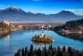 Bled, o lago da nobreza europeia