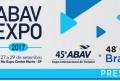 ABAV Expo 2017 começa nesta quarta
