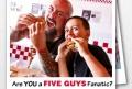Para fazer um bom hambúrguer você precisa de Five Guys